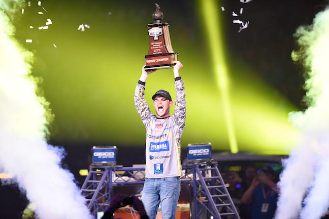 Lures That Won the 48th Bassmaster Classic