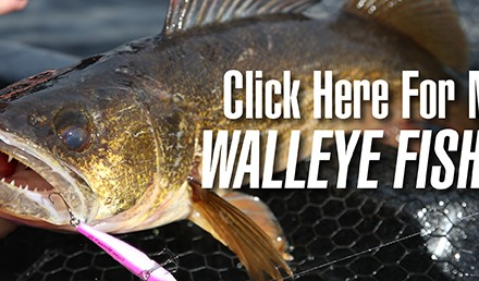 Here's an in-depth look at hot spots for Wisconsin walleyes. (Photo by Ron Sinfelt)  The new