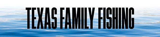 TX Family Fishing Graphic