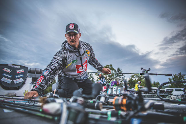 10 Questions with Pro Bass Angler Keith Poche