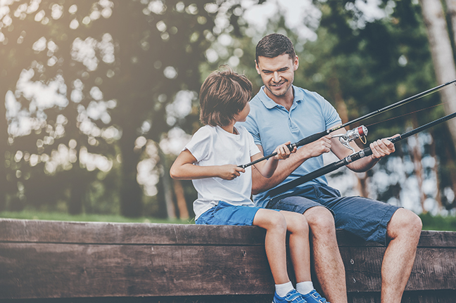 KY Family Fishing Feature Image