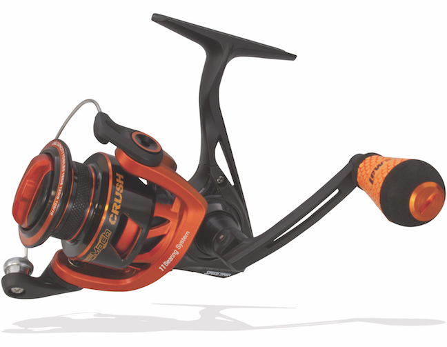 Fishing gear best spinning reels for 2018 game fish for Lews fishing apparel