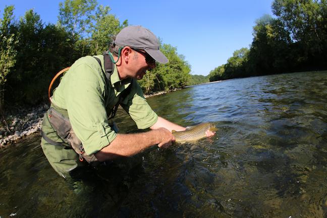April in Carolina: Striper and Bass Fishing