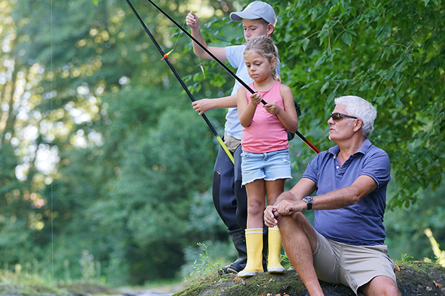 TX Family Fishing Feature Image