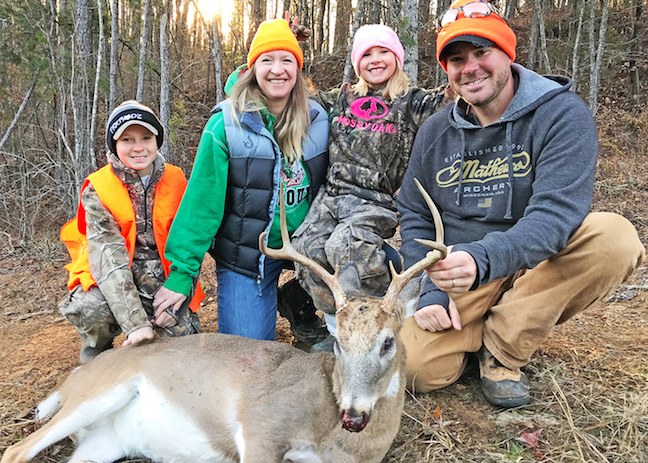 How to Build a Youth Hunter's Passion, the Right Way