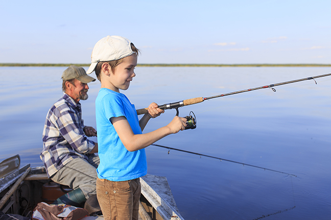 CA Family Fishing Feature Image
