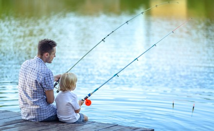 IA Family Fishing Feature Image