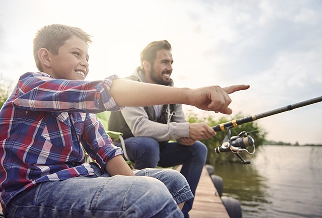 IL Family Fishing Feature Image