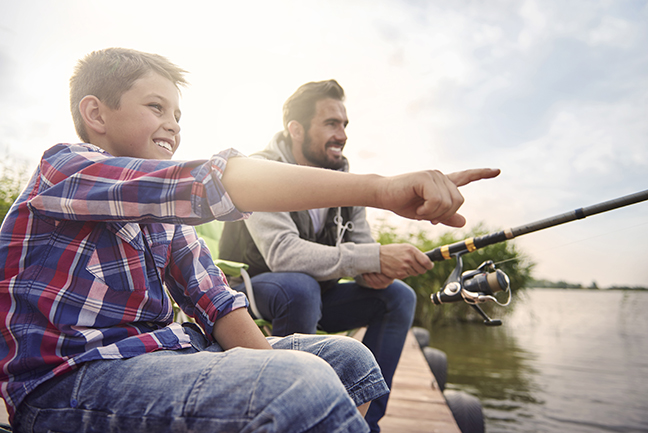 2018 illinois family fishing destinations game fish for Illinois game and fish