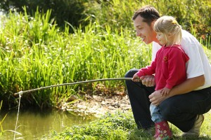 NC Family Fishing Feature Image