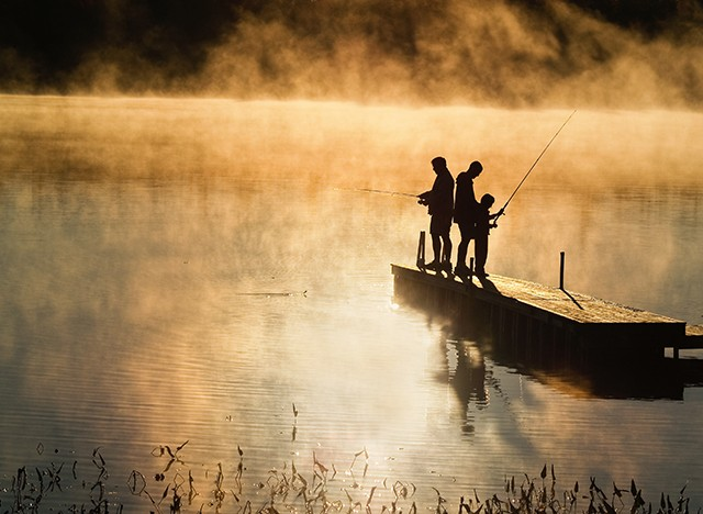 RM Family Fishing Feature Image