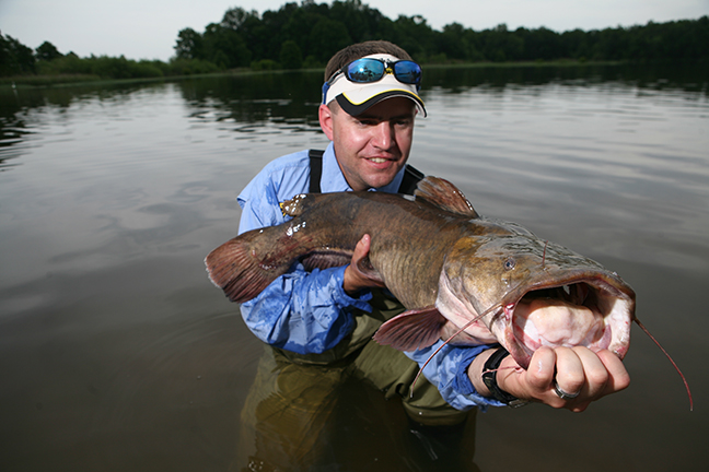 SC Catfish Forecast Feature