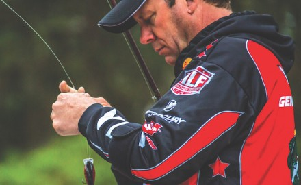 If you make your living catching fish, like Kevin VanDam and Bobby Lane, you've figured out a thing