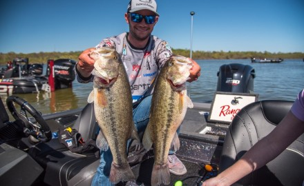 If you could ask the back-to-back Bassmaster Classic champ anything what would you ask him? Here's