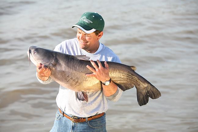 KY Catfish Forecast Feature