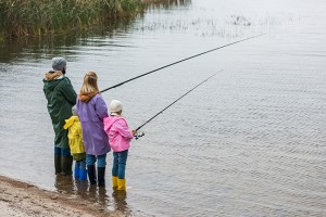 NY Family Fishing Feature Image
