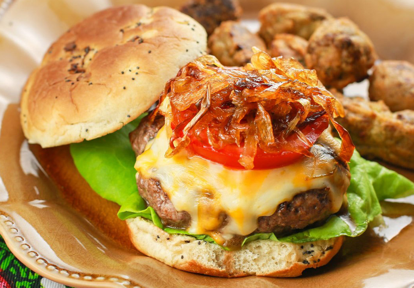 10 Must-Try Venison Burgers