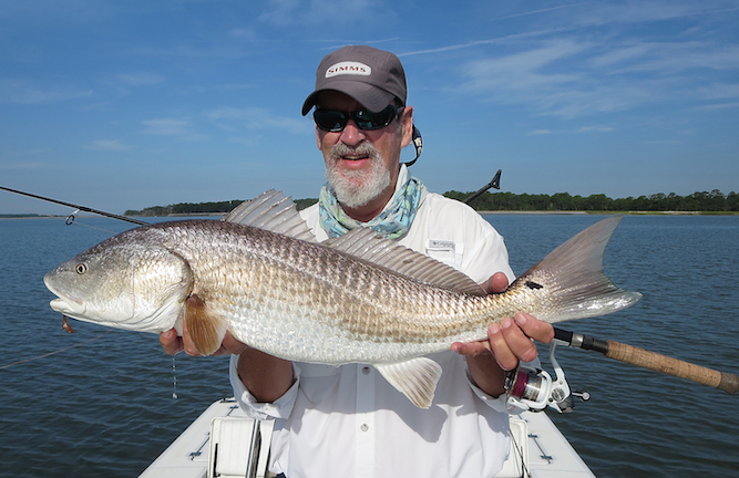 South Carolina's Best Inshore Fishing
