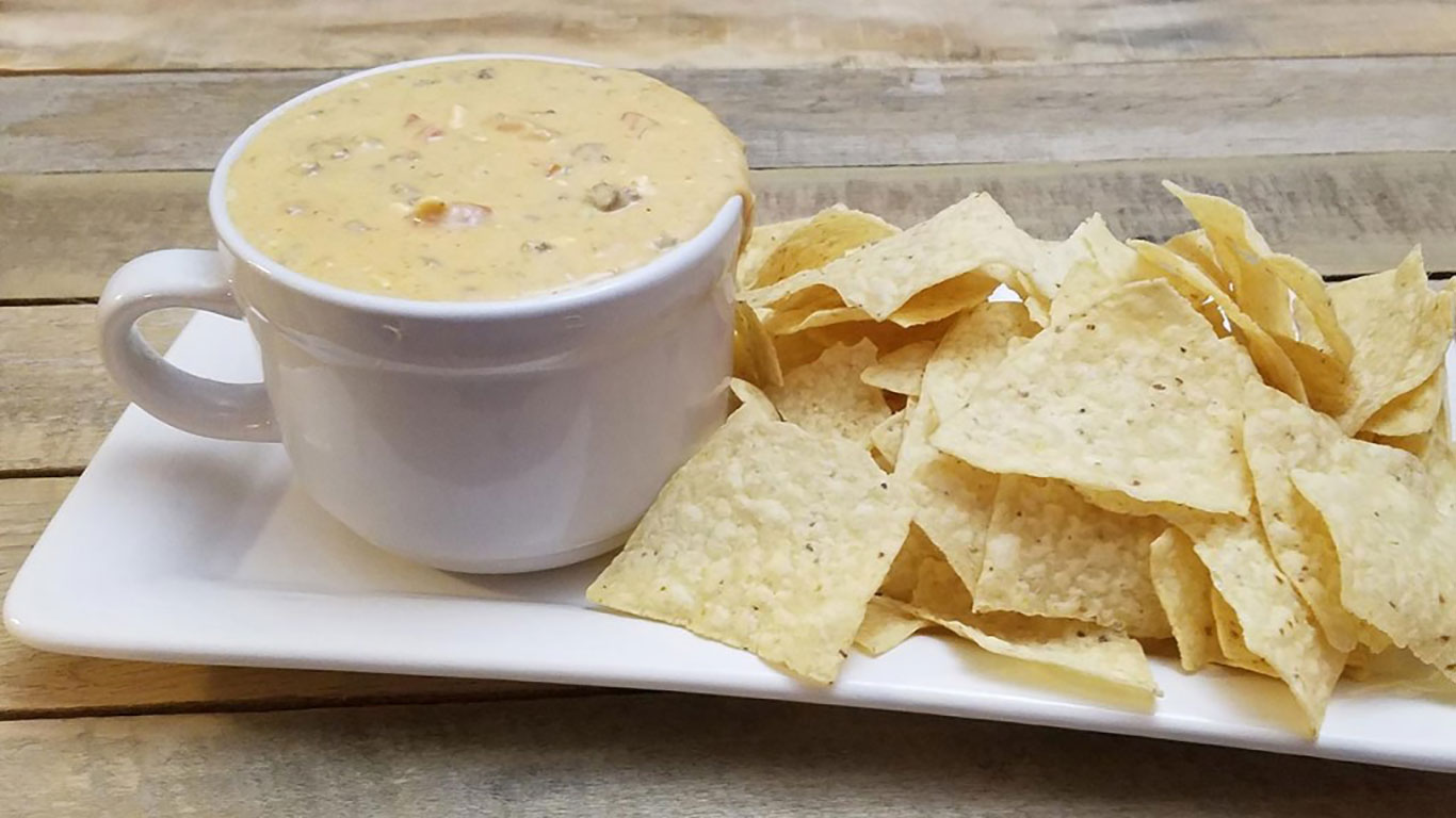 Slow Cooker Venison Queso Dip Recipe