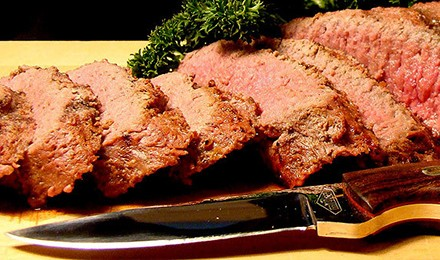Marinated in a fine red wine sauce and roasted to perfection, this venison backstrap recipe is elegant yet simple.