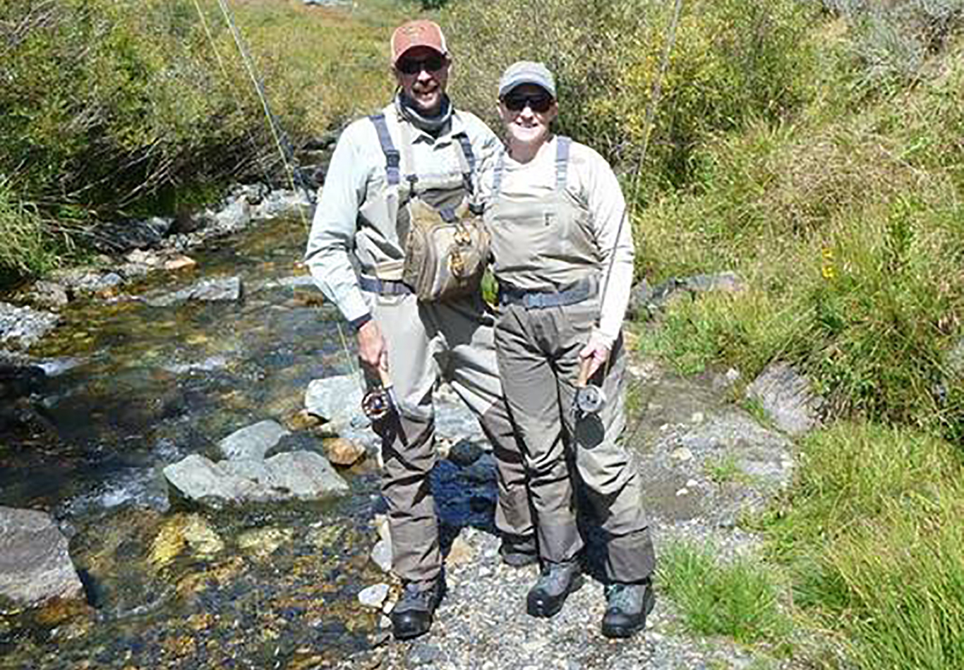 Well-Known Fly Fishing Guides Perish Tragically in Fishing Accident