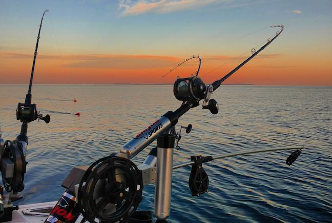 Catch Lake Michigan Lake Trout Now