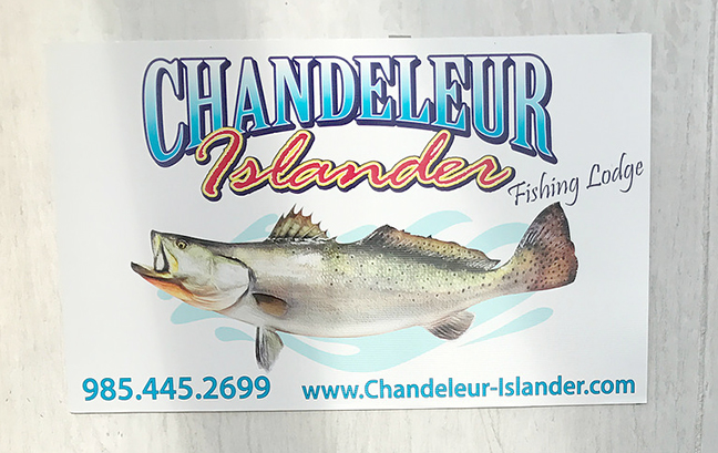Chandeleur Island Outfitters