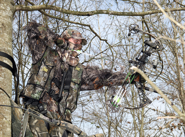 Location is Still King When Bowhunting for Deer