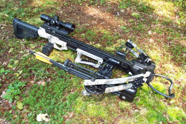 Crosman CenterPoint Sniper Elite Whisper 370