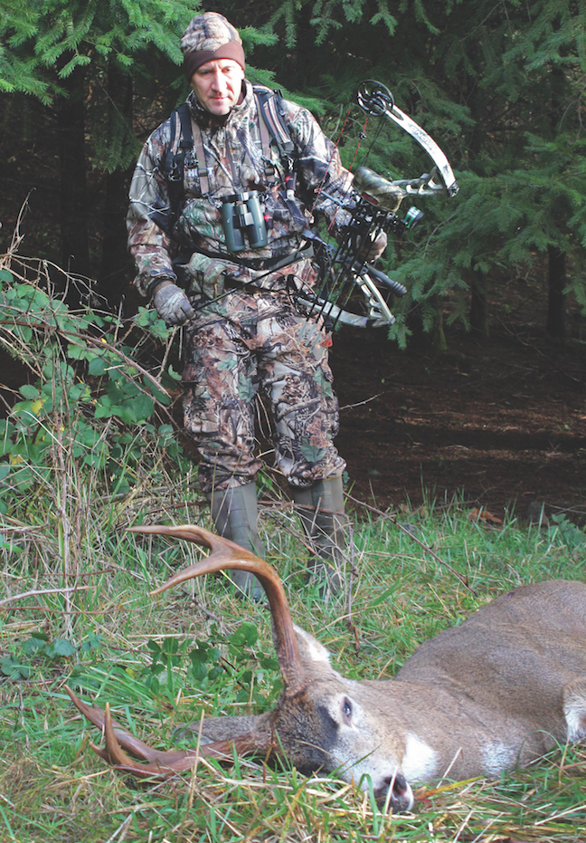 Five Tips To Bowhunting Early Season Blacktails