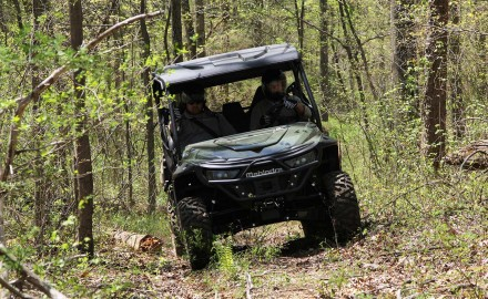 Mahindra Retriever UTV