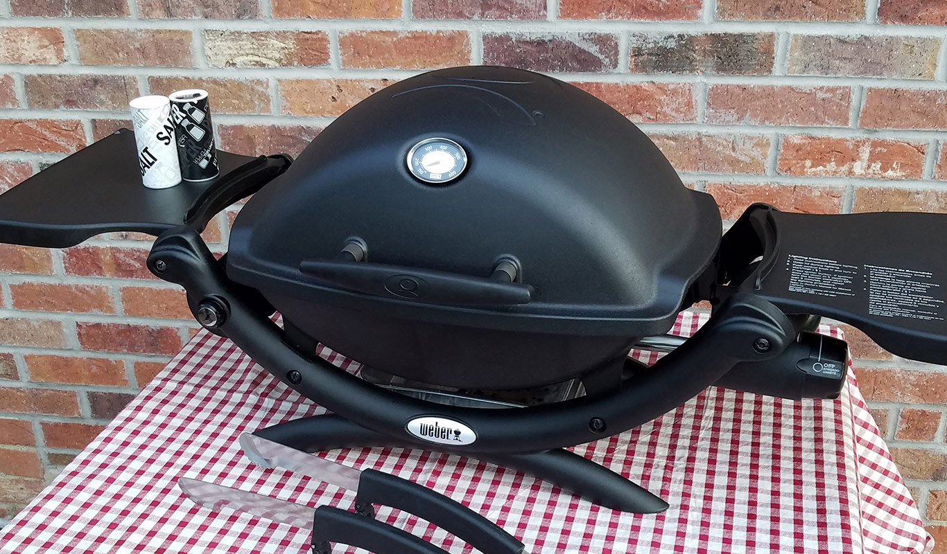 Gear Review: Weber Q 2200 Gas Grill