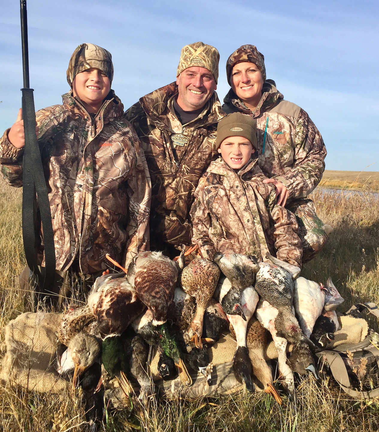 Start With Early Duck To Inspire Young Hunters