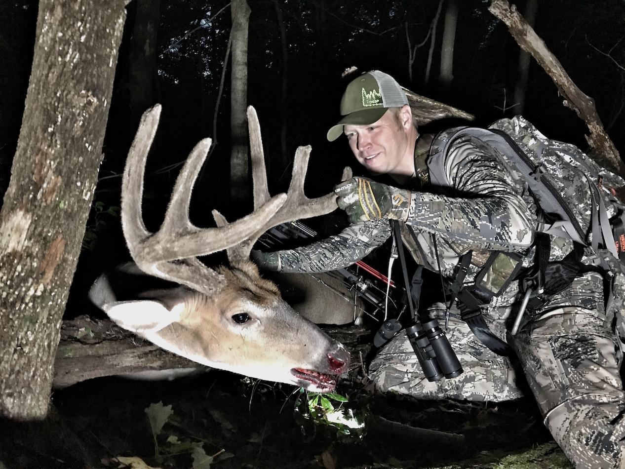 Nick Hoffman: My Perfect Deer Hunt; Whitetail in Velvet