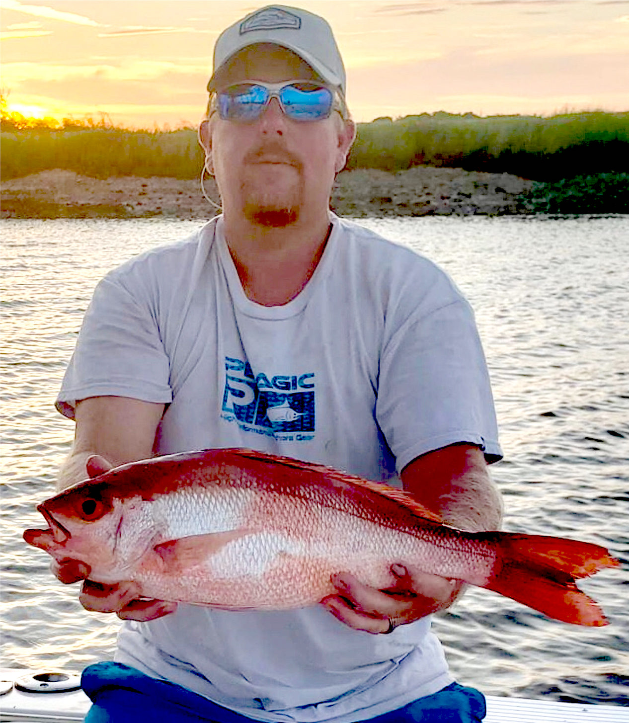 New State Records: Lake Trout, Vermilion Snapper