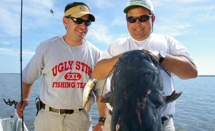 Tuning in on these catfish sweet spots will put more whiskerfish in the boat.