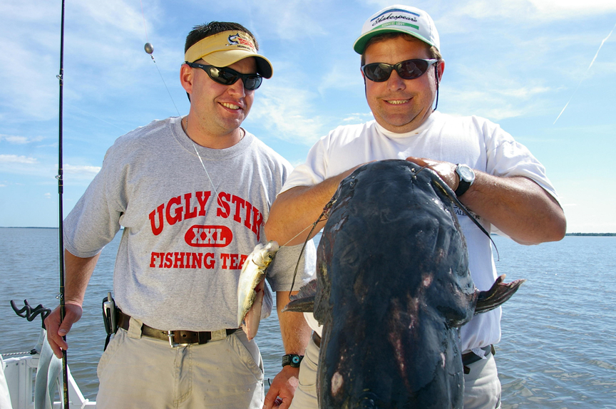 Find These 6 Catfish Sweet Spots for More Hook-Ups
