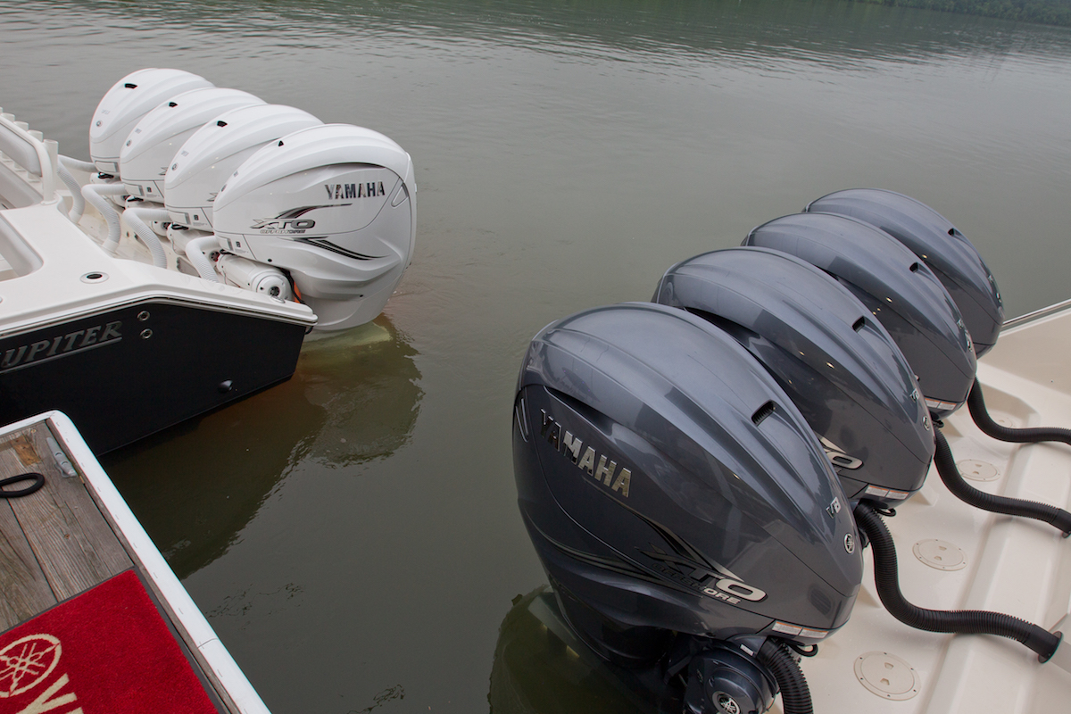 Battle of the Biggest Outboards Levels Up