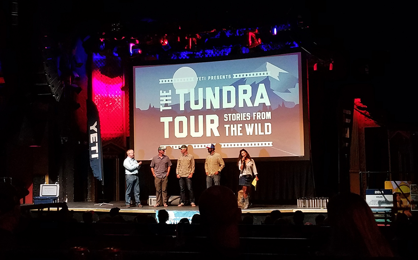 YETI Tundra Celebrates 10 Years With a Film Tour