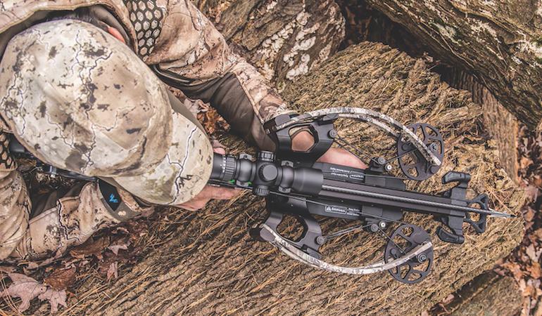 crossbow range