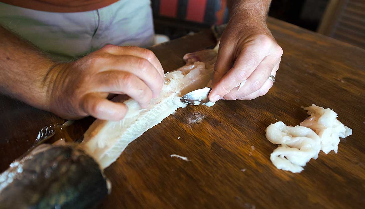 //www.gameandfishmag.com/files/how-to-fillet-a-pike/spooning-out-extra-meat-lg.jpg