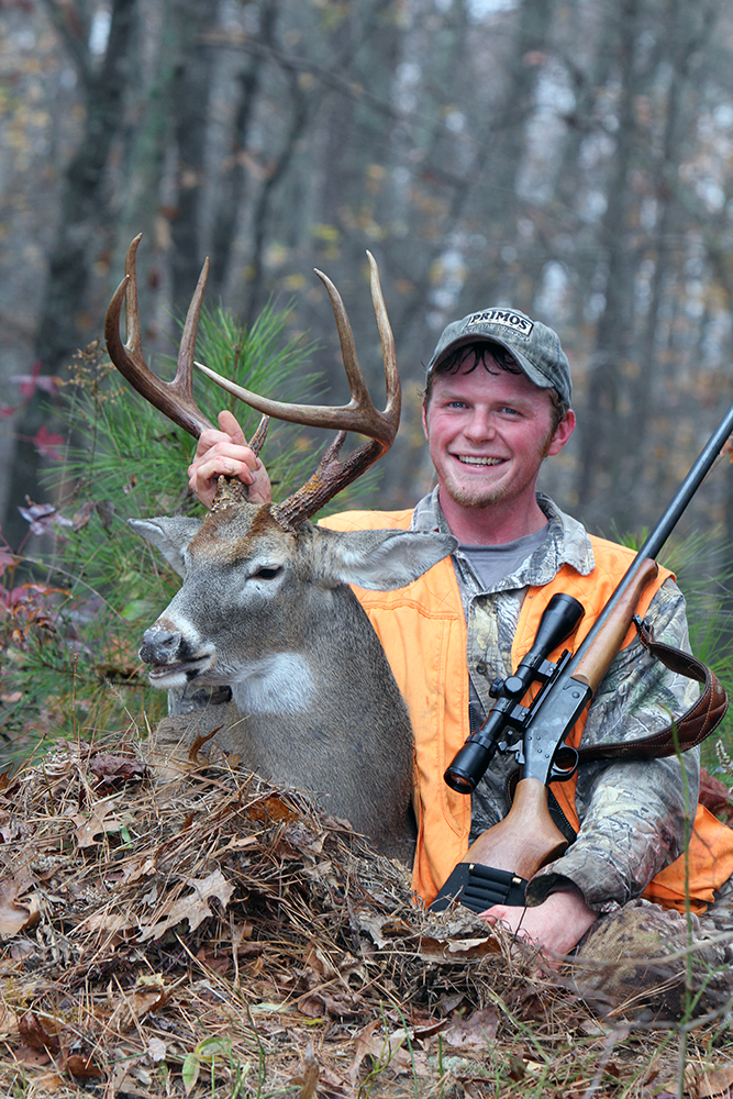 Monster bucks change their patterns -- and most hunters won't have changed a thing.