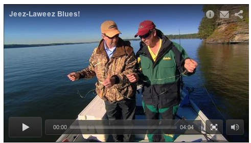 Deep-water giant blue catfish excursion.
