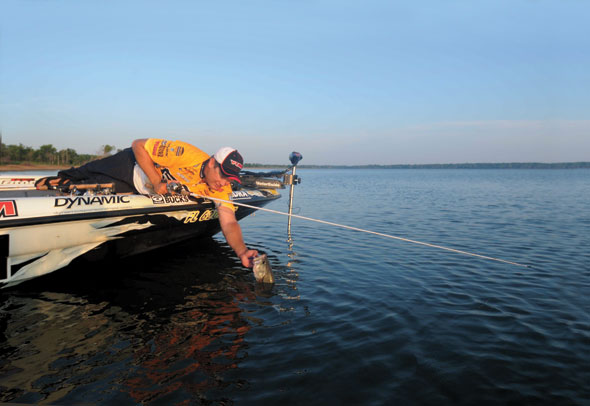 Competitive bass fishing continues to change the looks and feel of the modern bass rod.