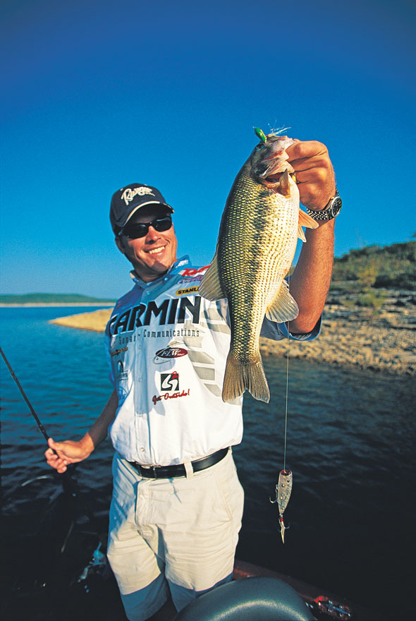 In several regions of the country, spotted bass are overlooked by anglers set on catching largemouths or by purists seeking only smallmouths.