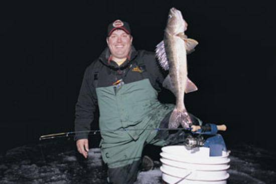 No matter how much you like to jig, suspending livebait remains a top ice fishing presentation.