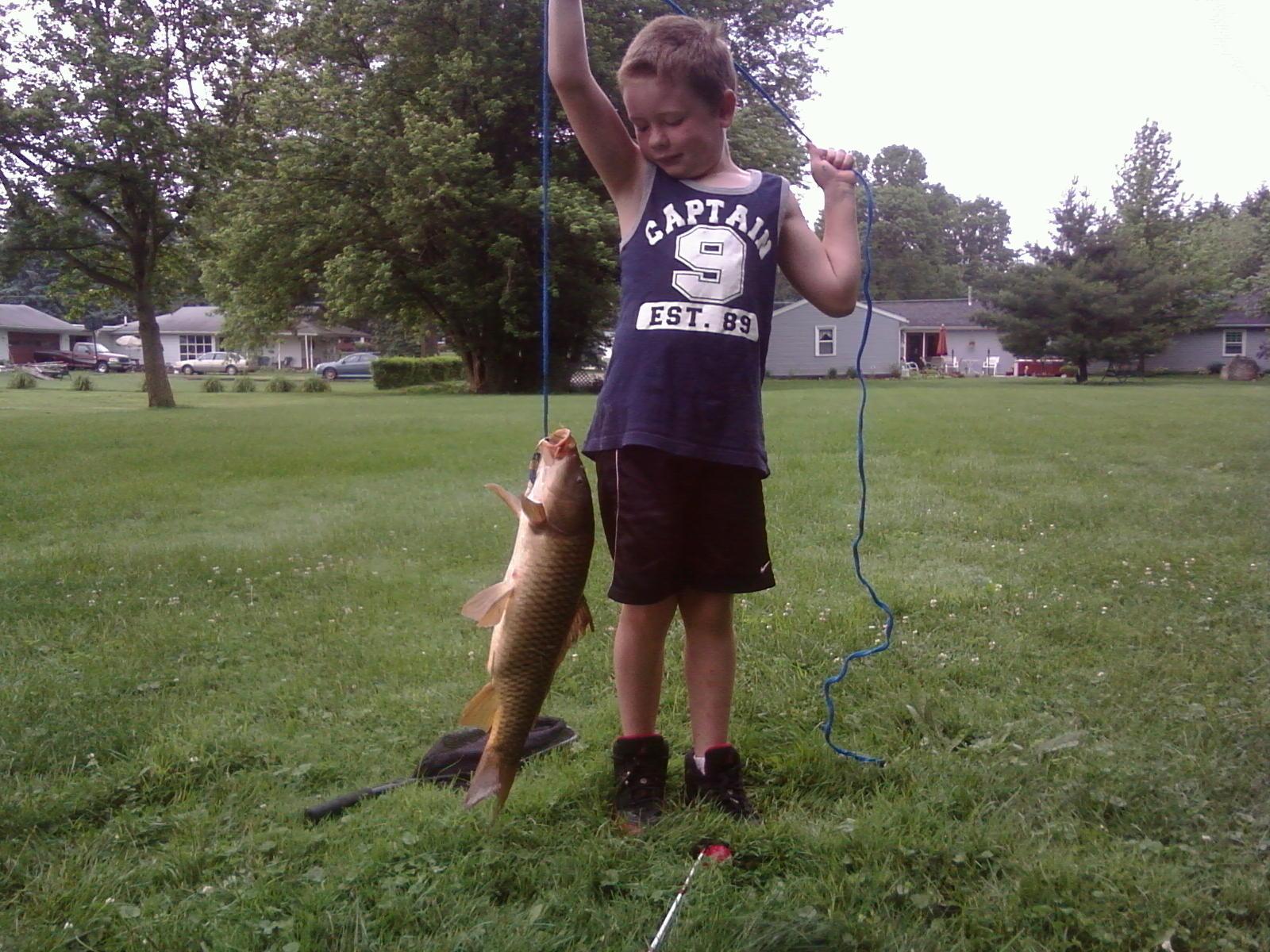 Cody's Carp