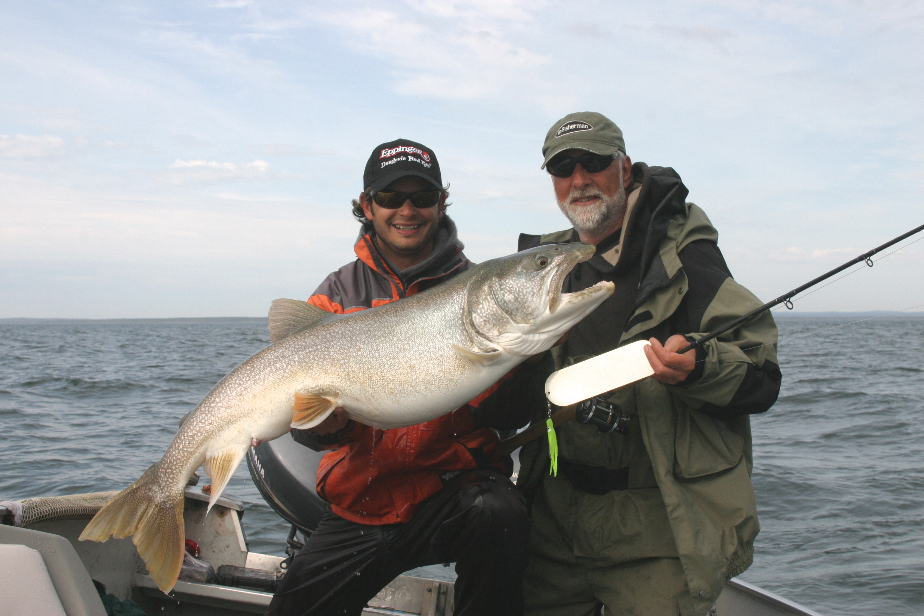 Lake Trout — The Monster Char