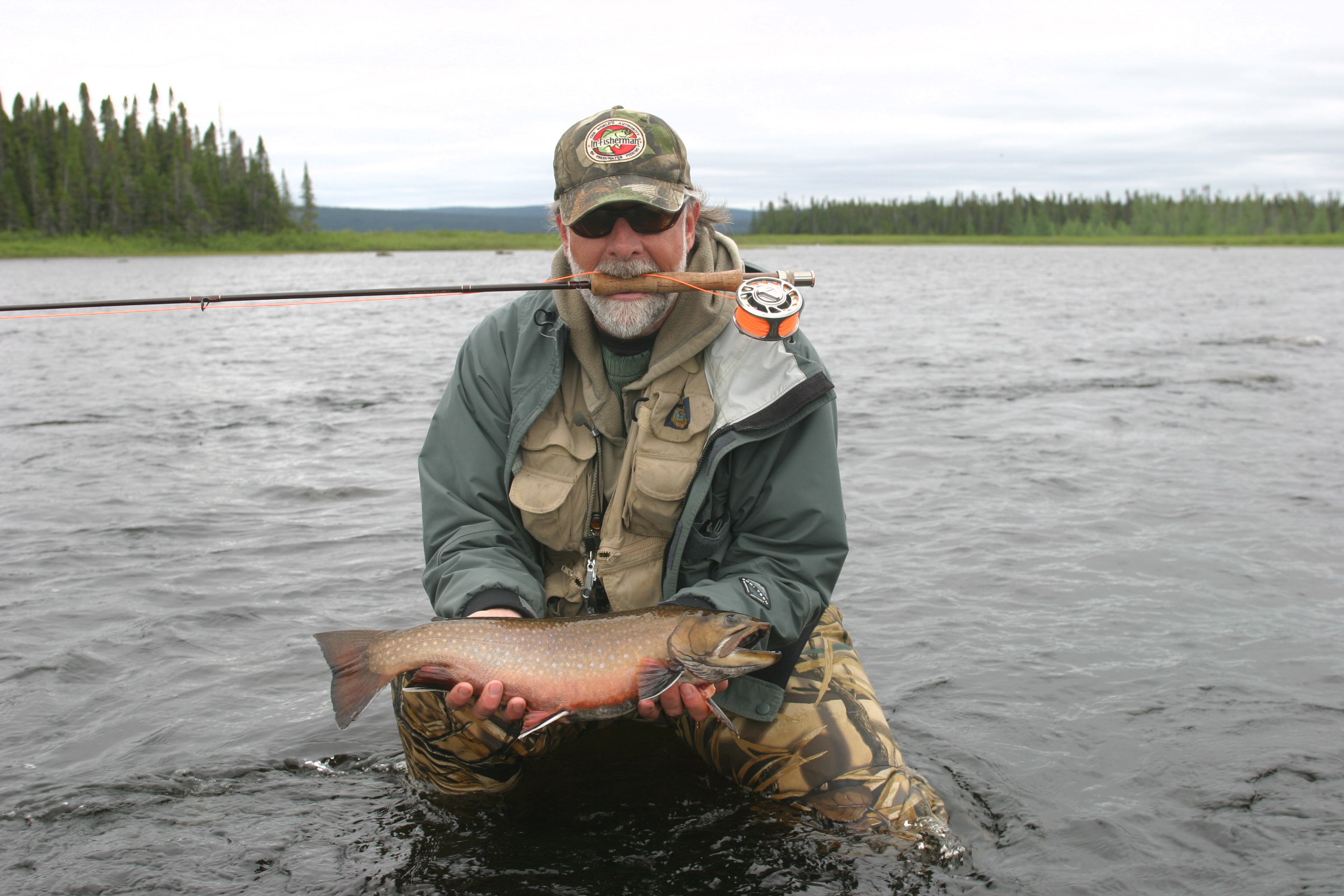 Looking For Bigger Brook Trout?
