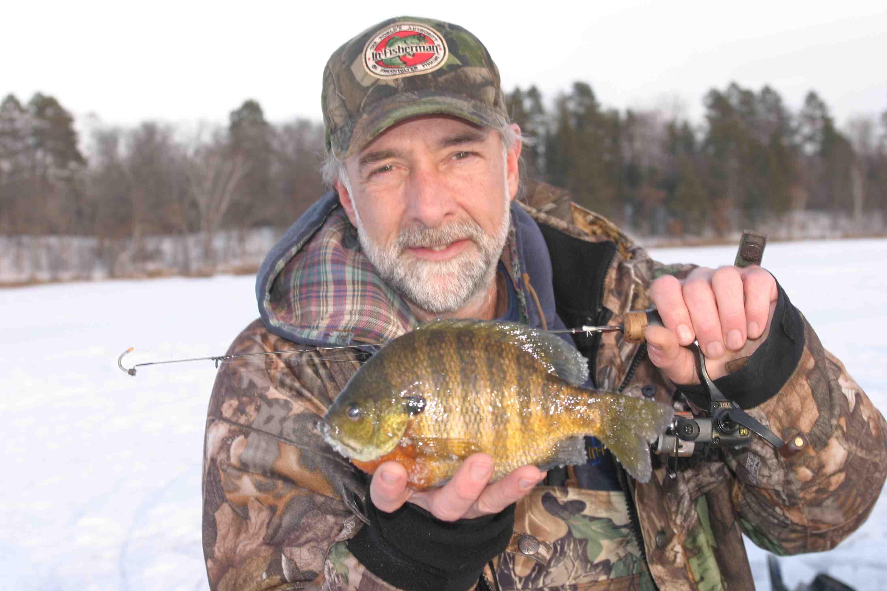 Attack Of The Holiday Panfish